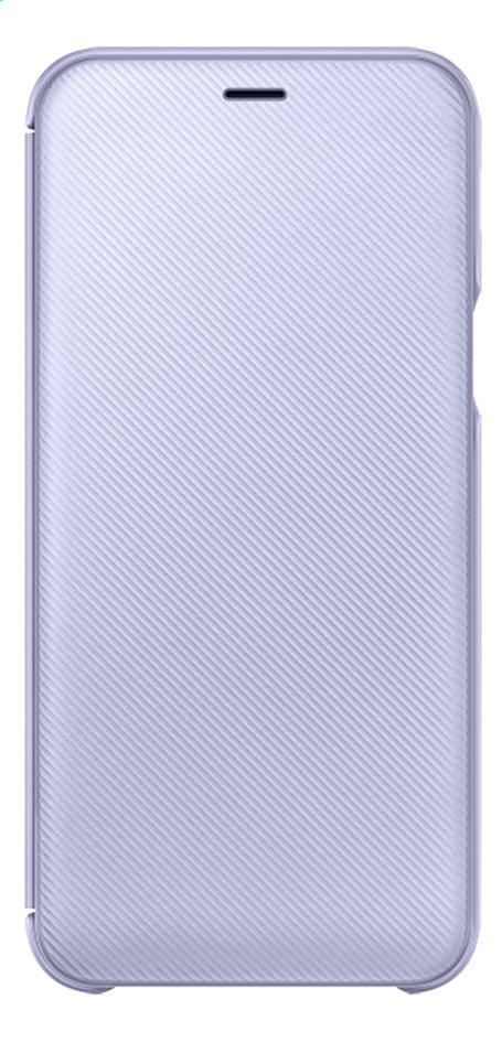 Image pour Samsung Wallet Cover pour Galaxy A6 mauve à partir de DreamLand