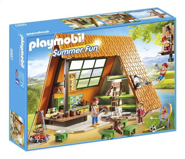 Image pour PLAYMOBIL Summer Fun 6887 Gîte de vacances à partir de DreamLand