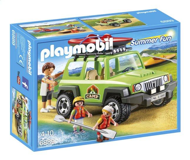 Afbeelding van Playmobil Summer Fun 6889 Familieterreinwagen met kajaks from DreamLand