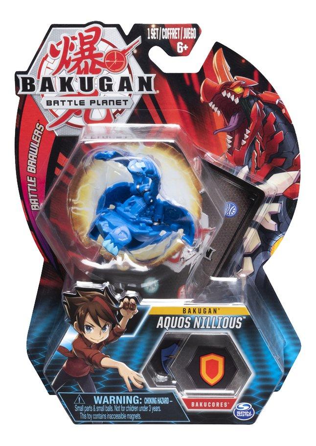 Bakugan Core Ball Pack - Aquos Nillious