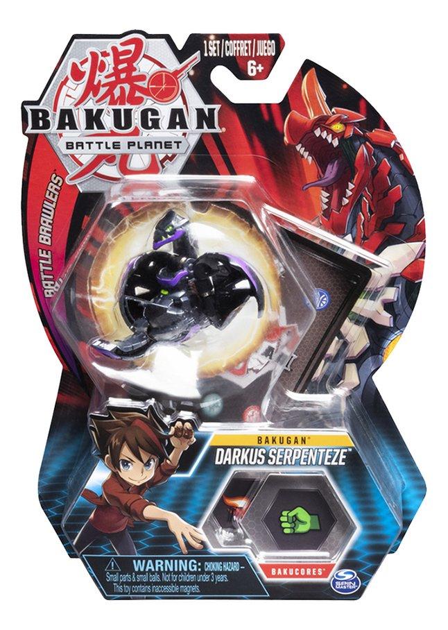 Bakugan Core Ball Pack - Darkus Serpenteze