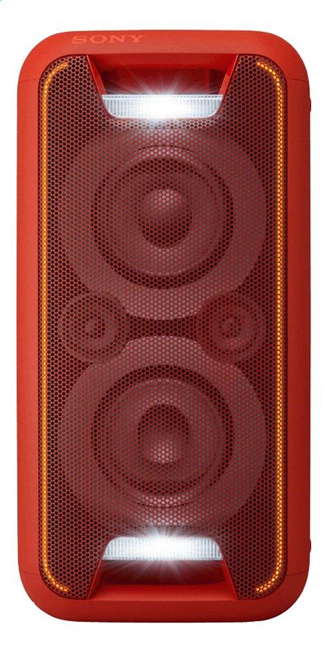 Afbeelding van Sony luidspreker bluetooth GTK-XB5 rood from DreamLand