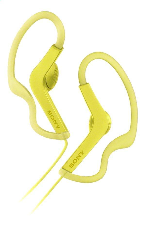 Image pour Sony écouteurs MDR-AS210 jaune à partir de DreamLand