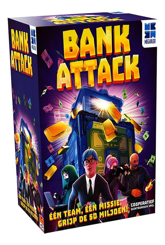 Afbeelding van Bank Attack from DreamLand