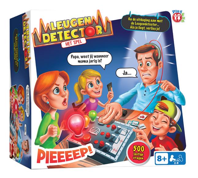 Leugendetector Het spel