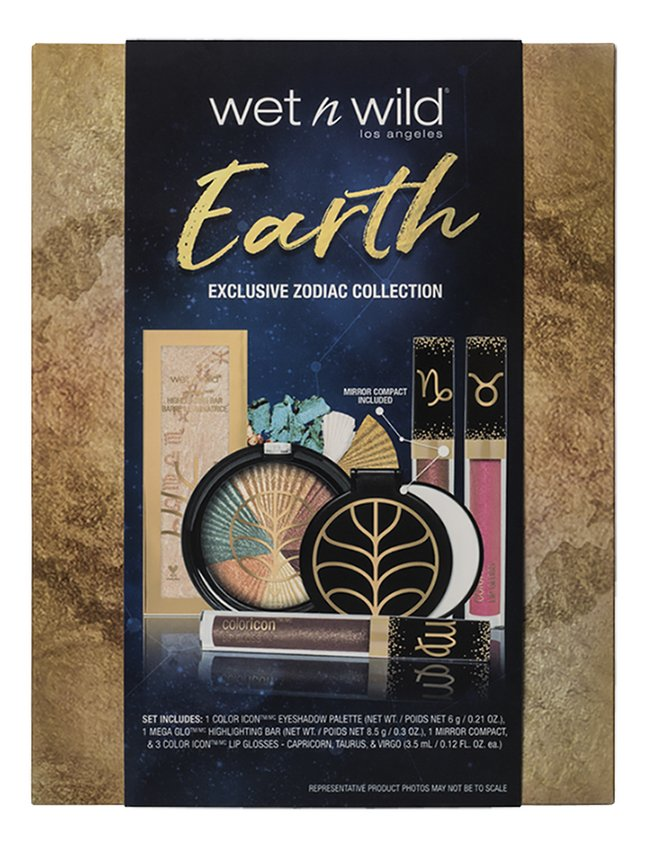 Wet n Wild Earth Exclusive Zodiac Collection