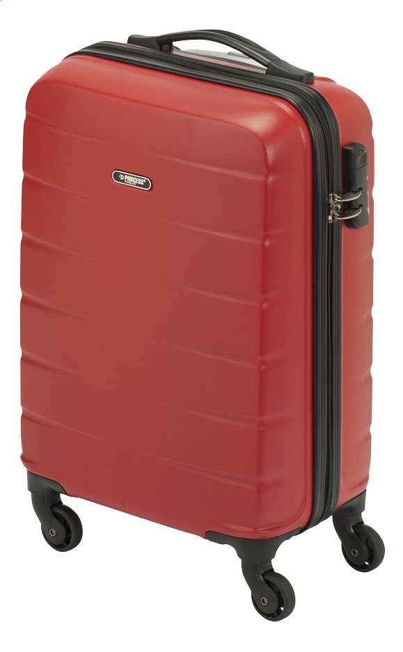 Princess Traveller Harde reistrolley Grenada bright red 55 cm