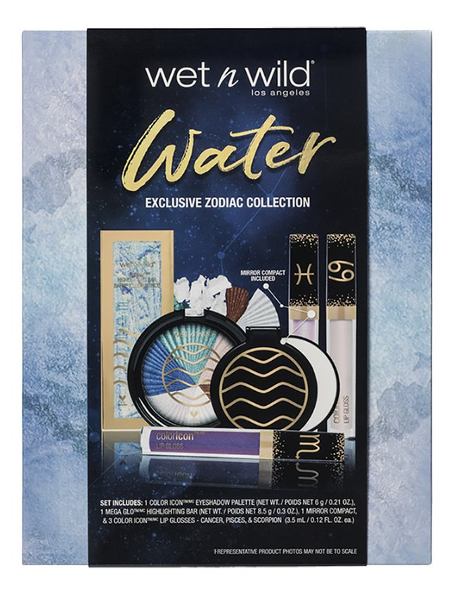 Wet n Wild Water Exclusive Zodiac Collection
