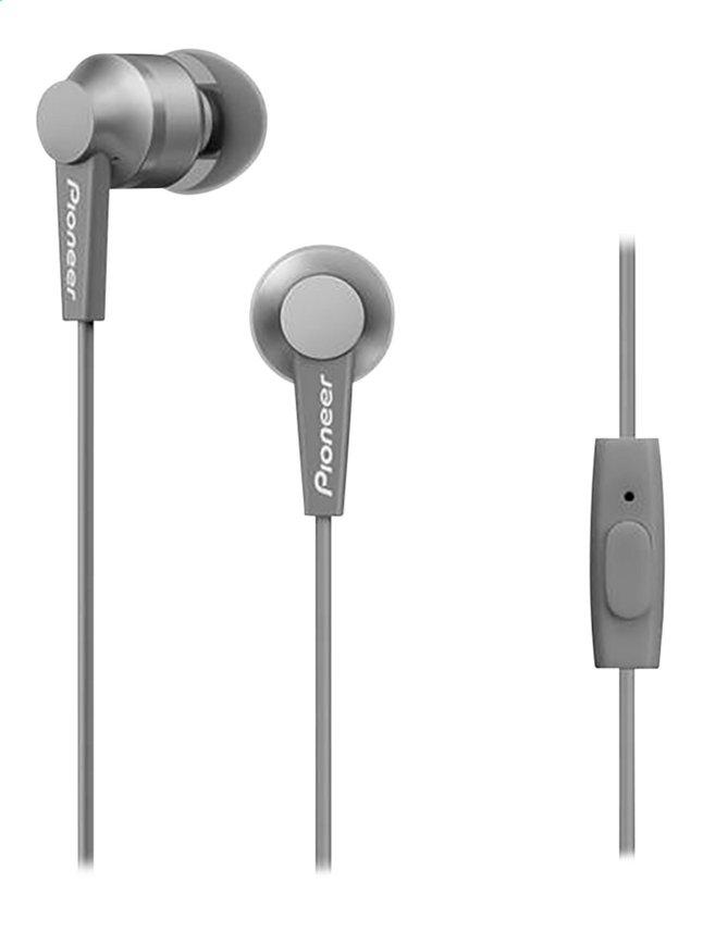 Pioneer oortelefoon SE-C3T grijs