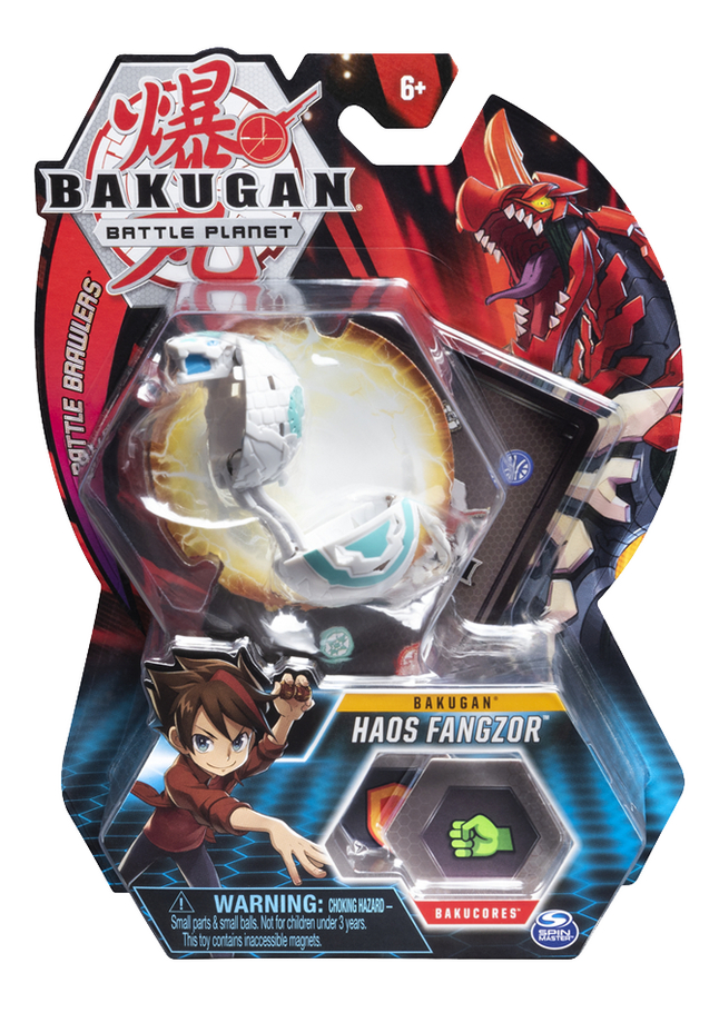 Bakugan Core Ball Pack - Haos Fangzor