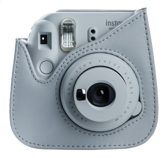Fujifilm housse pour appareil photo instax mini 9 blanc
