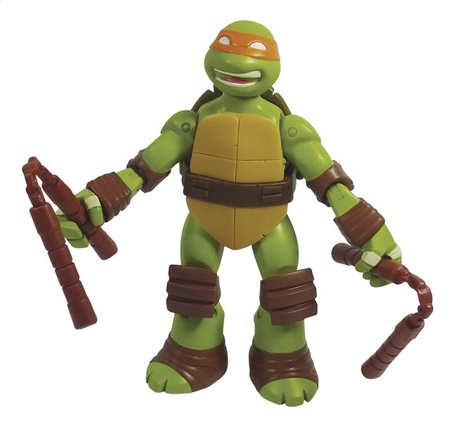 Afbeelding van Figuur Teenage Mutant Ninja Turtles Battle Shell Michelangelo from DreamLand