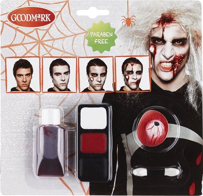 Image pour Maquillage zombie pour hommes à partir de DreamLand