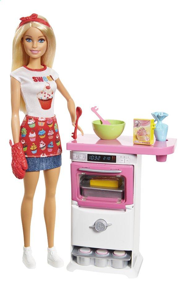 Barbie speelset Bakery Chef