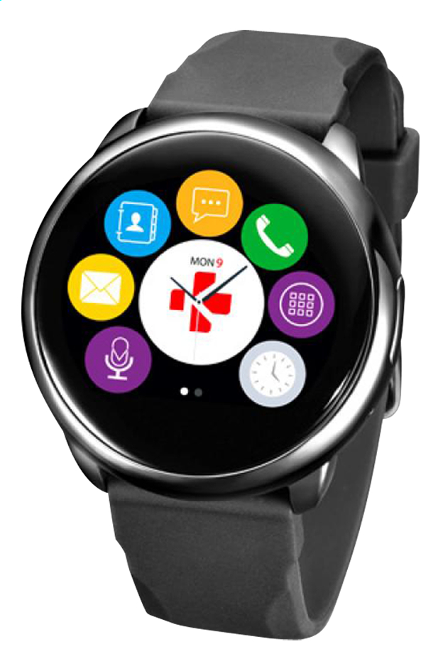 Afbeelding van MyKronoz smartwatch ZEROUND zwart from DreamLand