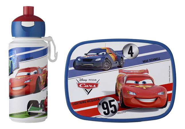 Afbeelding van Rost Mepal brooddoos en drinkfles Disney Cars 3 from DreamLand