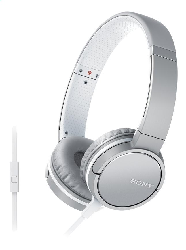 Afbeelding van Sony hoofdtelefoon MDR-ZX660 wit from DreamLand