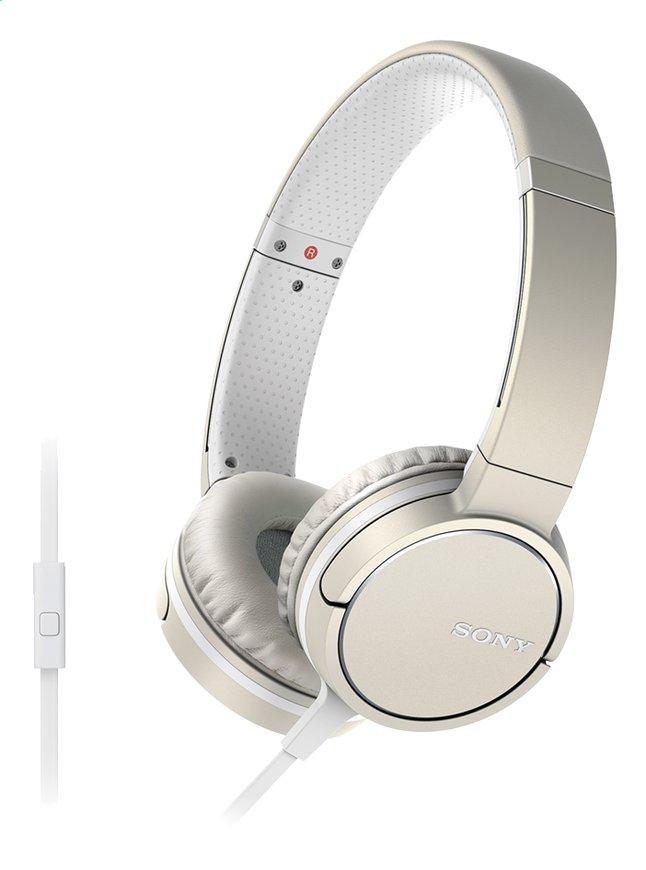Afbeelding van Sony hoofdtelefoon MDR-ZX660 koper from DreamLand