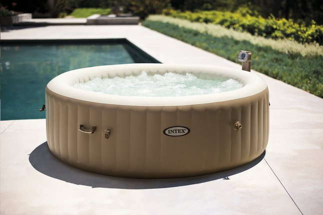 Afbeelding van Intex jacuzzi PureSpa Bubble Massage from DreamLand