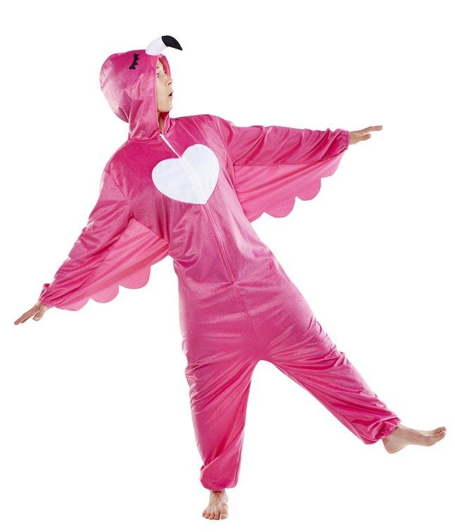 Afbeelding van DreamLand verkleedpak Flamingo from DreamLand