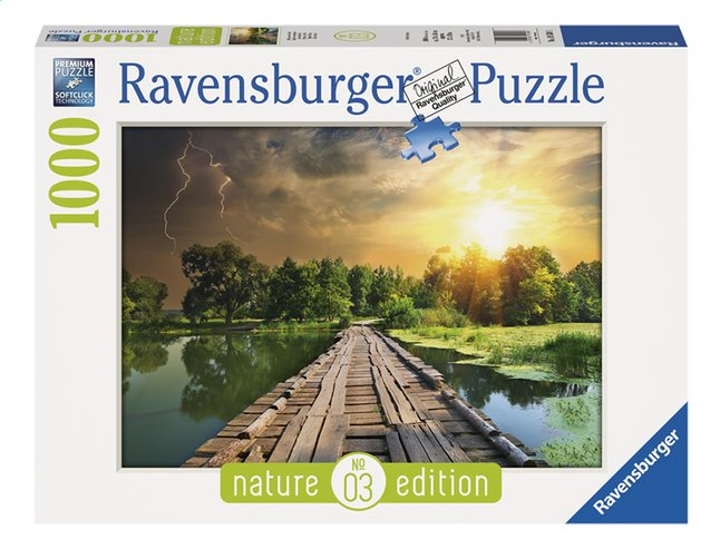 Afbeelding van Ravensburger Puzzel Mystiek Licht from DreamLand