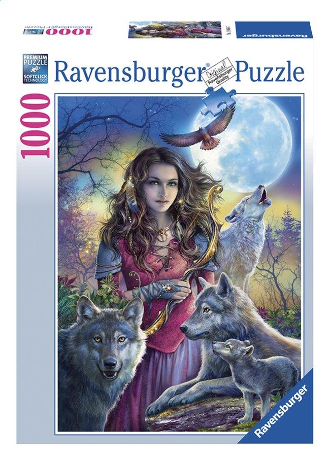 Afbeelding van Ravensburger puzzel Beschermvrouw van de Wolven from DreamLand