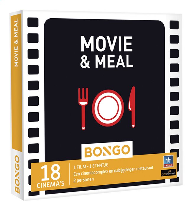 Afbeelding van Bongo Movie & Meal from DreamLand