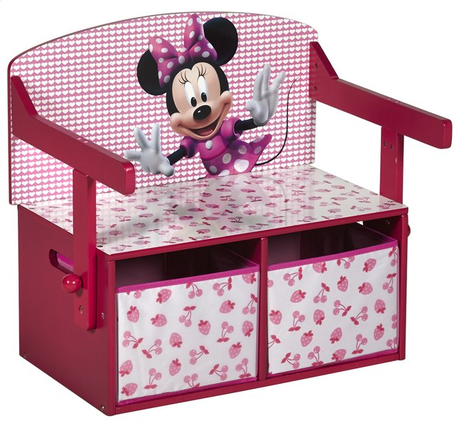 Afbeelding van 3-in-1-bankje Minnie Mouse from DreamLand