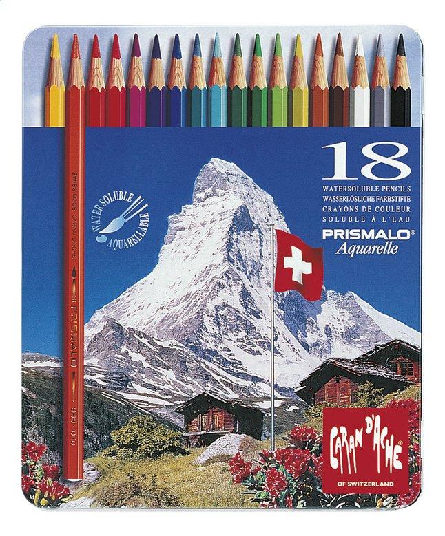 Afbeelding van Caran d'Ache kleurpotlood Prismalo - 18 stuks from DreamLand