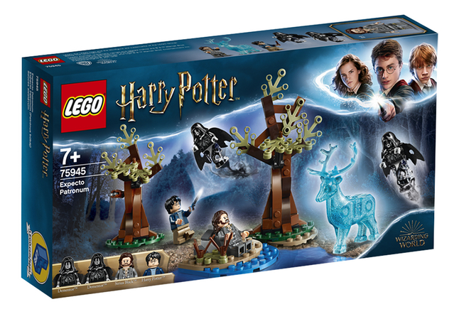 Afbeelding van LEGO Harry Potter 75945 Expecto Patronum from DreamLand