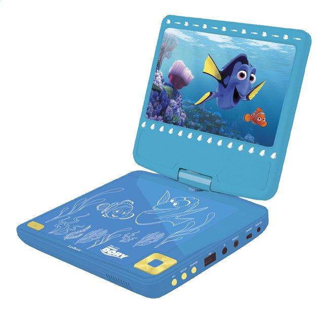 Afbeelding van Lexibook draagbare dvd-speler Disney Finding Dory 7
