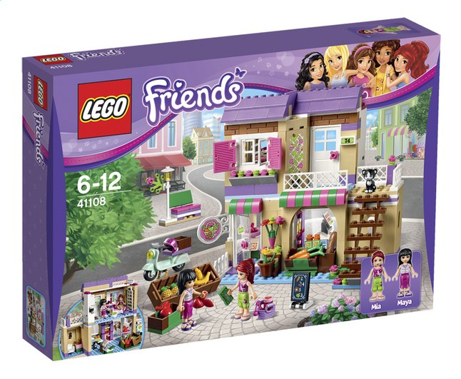 Afbeelding van LEGO Friends 41108 Heartlake supermarkt from DreamLand