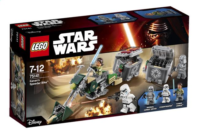 Afbeelding van LEGO Star Wars 75141 Kanan's speeder bike from DreamLand