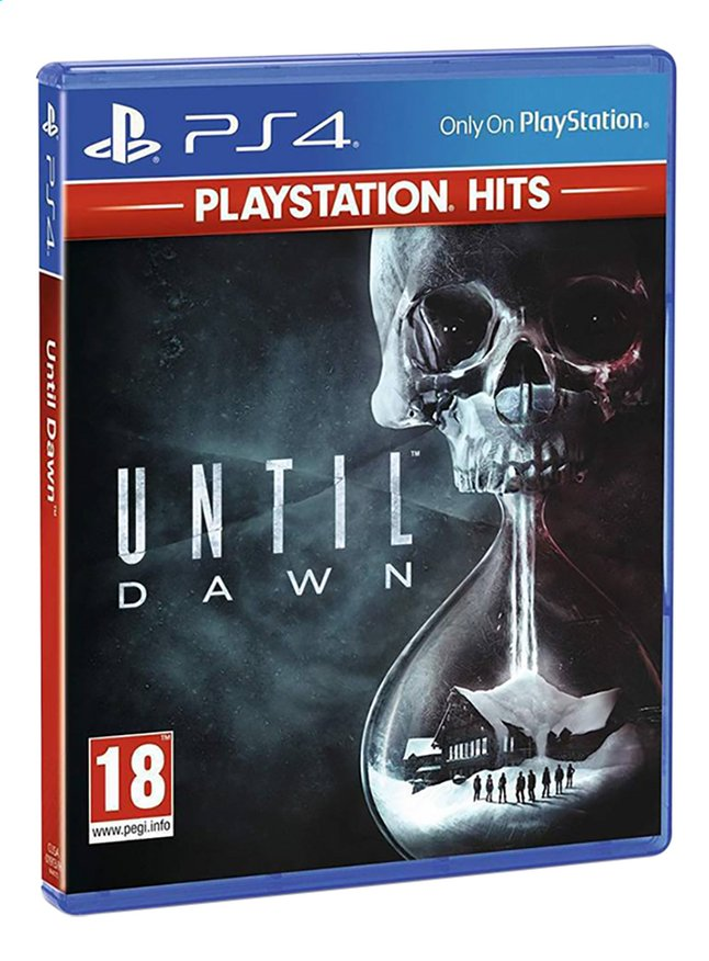 Image pour PS4 Until Dawn - PlayStation Hits FR/ANG à partir de DreamLand