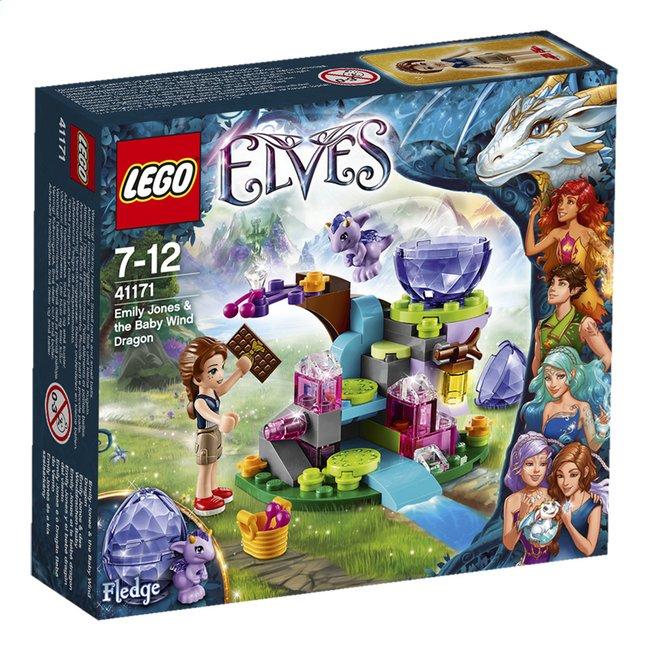Afbeelding van LEGO Elves 41171 Emily Jones & de baby winddraak from DreamLand