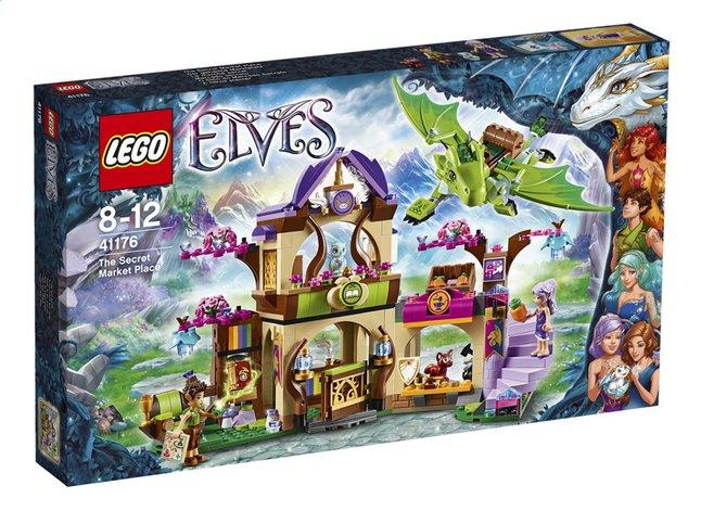 Image pour LEGO Elves 41176 Le marché secret à partir de DreamLand