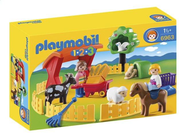 Image pour PLAYMOBIL 1.2.3 6963 Parc animalier à partir de DreamLand
