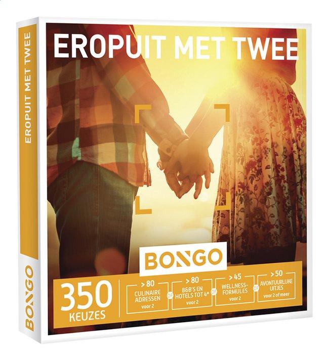 Afbeelding van Bongo Cadeaubon Eropuit met twee from DreamLand