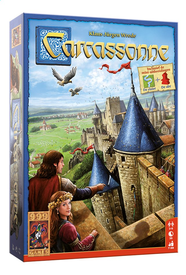 Afbeelding van Carcassonne from DreamLand