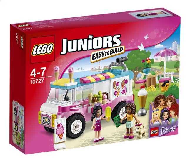 Image pour LEGO Juniors 10727 La camionnette de glaces d'Emma à partir de DreamLand
