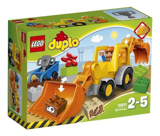Image pour LEGO DUPLO 10811 La pelleteuse à partir de DreamLand