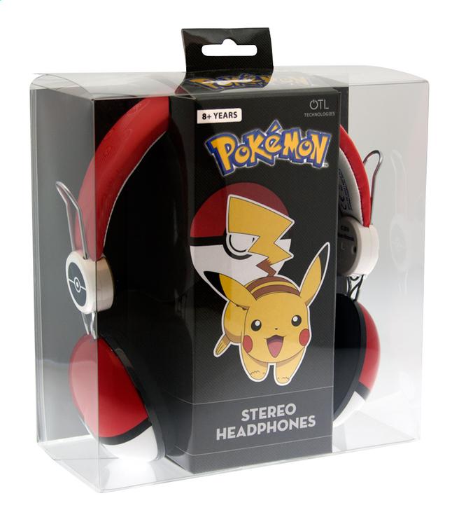 Image pour Casque Pokémon Pokéball à partir de DreamLand