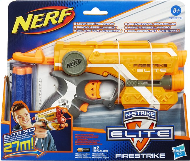 Afbeelding van Nerf N-Strike Elite blaster Firestrike from DreamLand