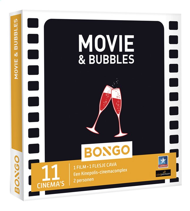 Image pour Bongo Movie & Bubbles NL à partir de DreamLand