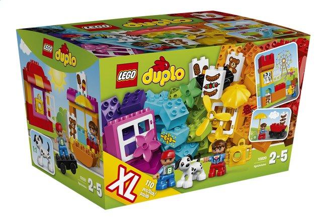 Afbeelding van LEGO DUPLO 10820 Creatieve bouwmand from DreamLand