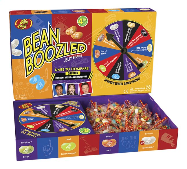Afbeelding van Jelly Belly Beanboozled Jumbo Spinner from DreamLand