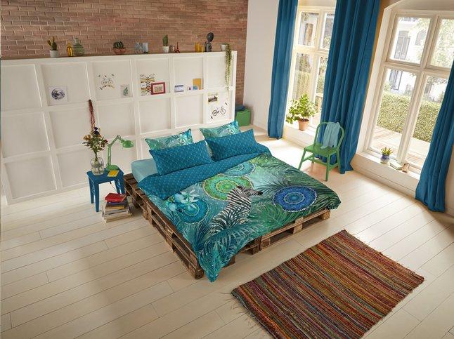 Afbeelding van Hip Dekbedovertrek Talisa katoensatijn from DreamLand