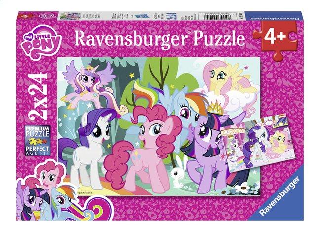 Afbeelding van Ravensburger 2-in-1 puzzel My Little Pony from DreamLand