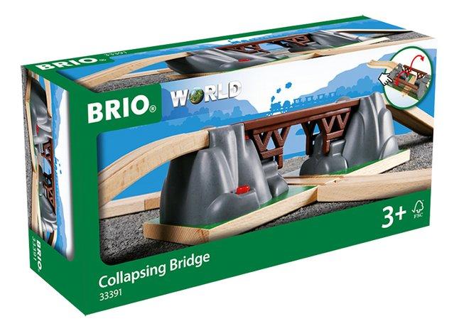 BRIO World 33391 Pont catastrophe
