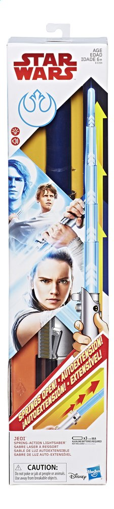 Afbeelding van Hasbro elektronische lightsaber Star Wars Jedi from DreamLand